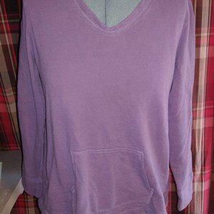 *3 for 18* Liz Wear purple longsleeve top